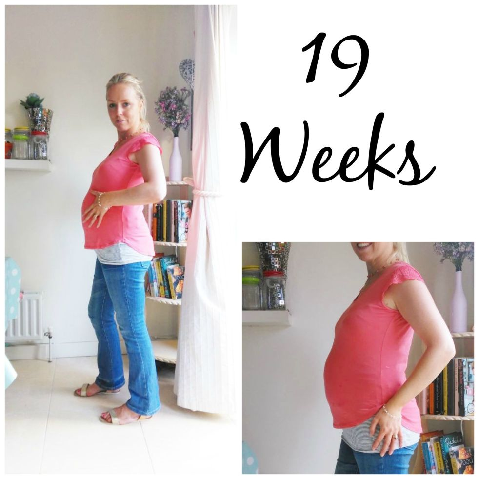 19 weeks bump update