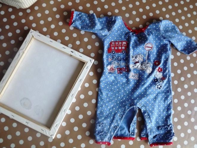 Canvas Baby Memory 3