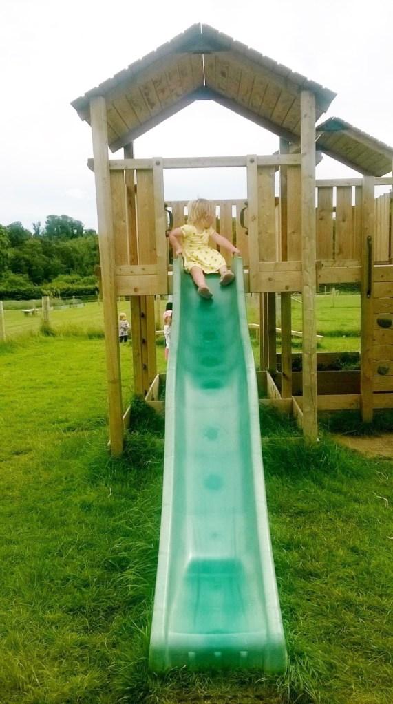 Playground Wexford Lavender Farm