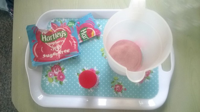 recycled strawberry jelly 8