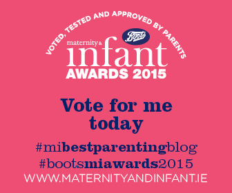 Vote For Heyali in The Boots Maternity & Infant Awards