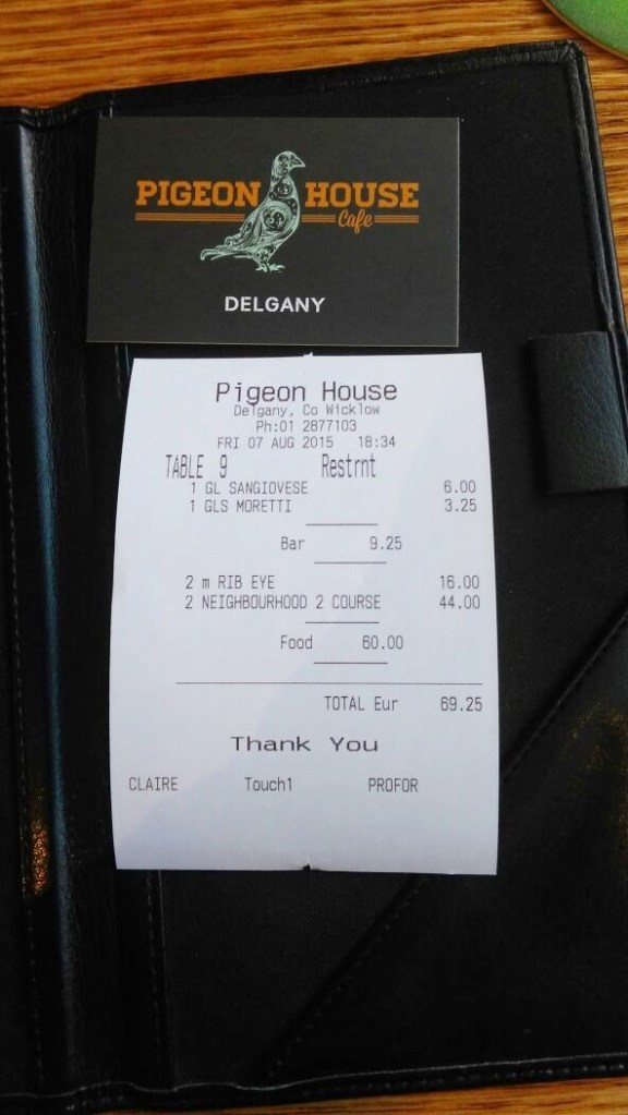 Pigeon House Cafe Delgany 1