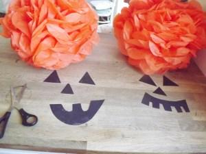 Halloween Pom Poms 5