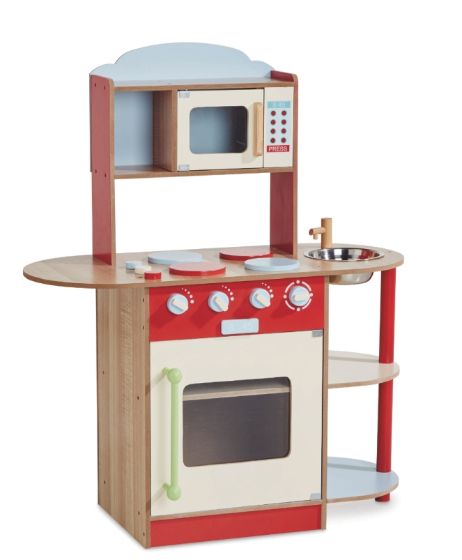 Large Wooden Kitchen _39.99