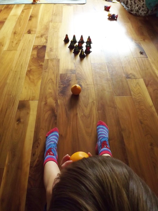 Witches Hat Bowling 13
