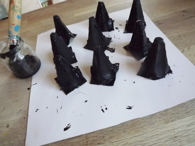 Halloween Witches Hat Bowling 4