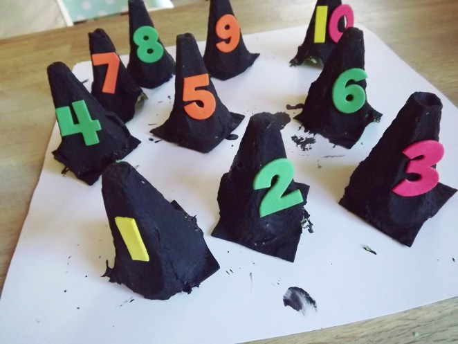 Witches Hat Bowling 6