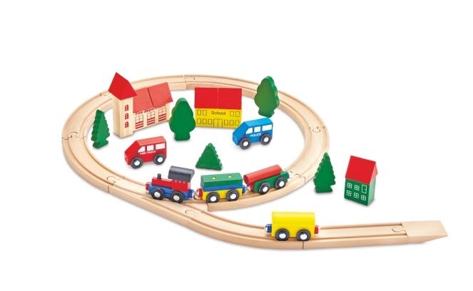Wooden Railway _10.99