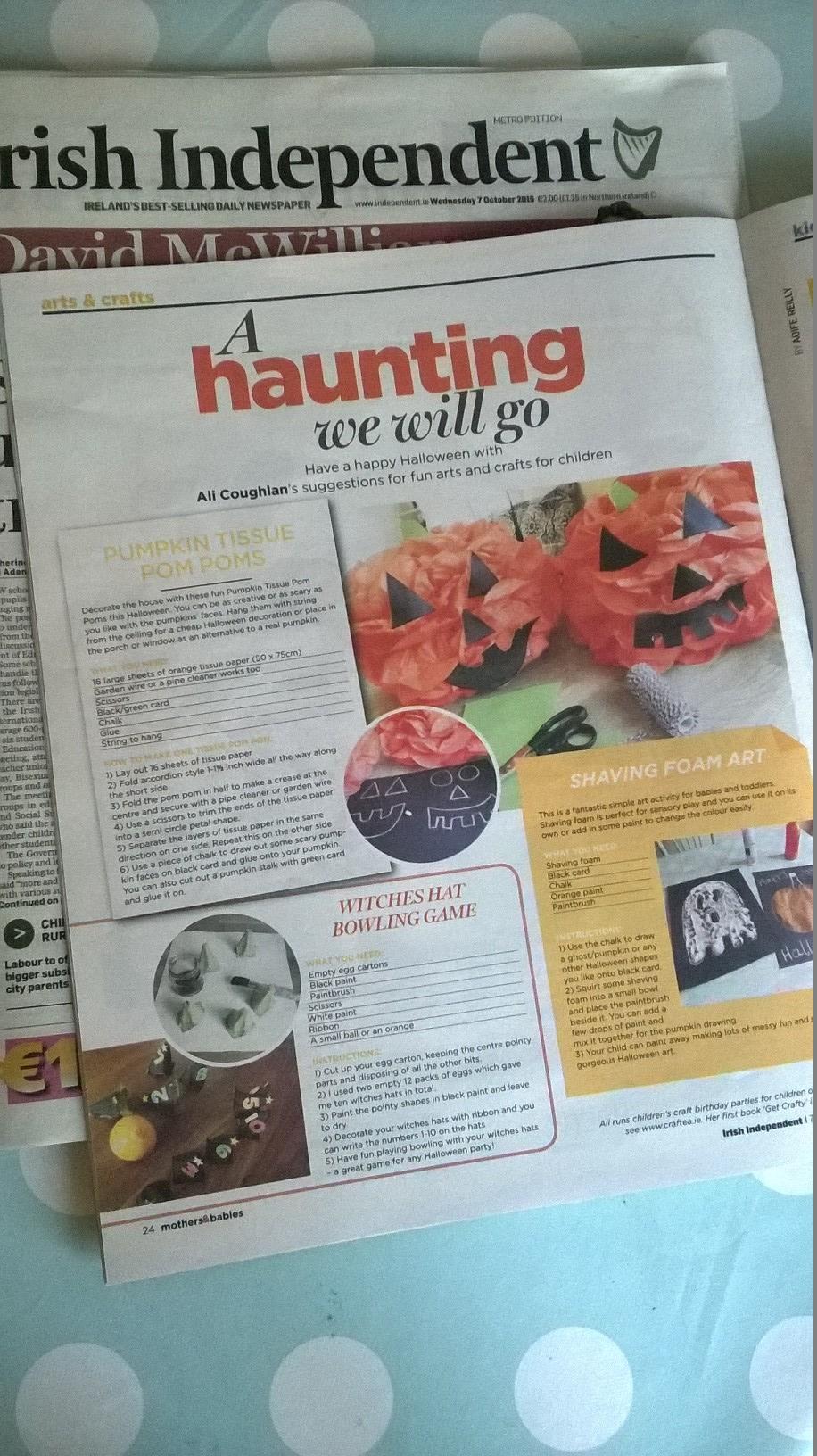 Make Some Pumpkin Decorations For Halloween – Hey Ali