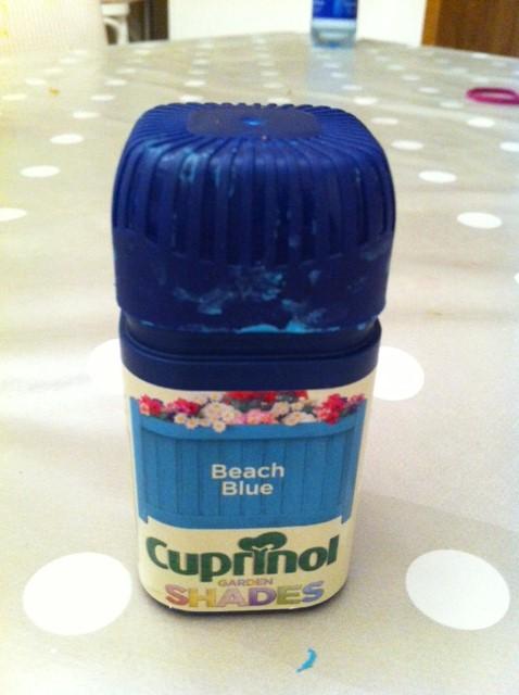 Cuprinol Beach Blue